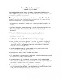 023 Research Paper Example Of Essay Written In Apa Format