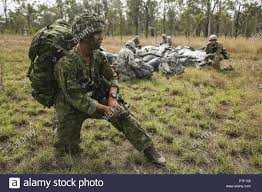 Light Infantry Tactics For Small Teams Canadian Army Pvt Ambrose Robitaille An Infantryman With