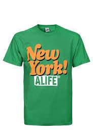 Alife Green New York Tee