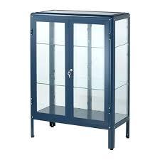 glass door cabinet curio canada