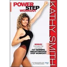 Kathy Smith: Power Step Workout (DVD) - Walmart.com - Walmart.com