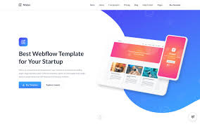 Ui Kit Website Templates Available At Webflow