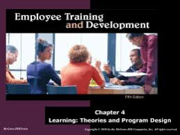 chapter   learning  theories and program designchapter   learning  theories and program design