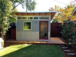outdoor office shed. Backyard Studio Shed Plans Outdoor Office A Peaceful Garden Space Moment Of Zen .