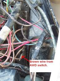 1998 sportsman 500 4x4 wiring polaris atv forum click image for larger version scram awd brown wire jpg