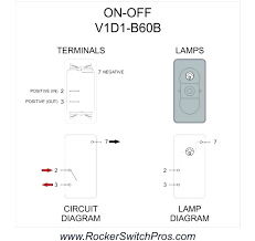 3 prong rocker switch lighted toggle switch wiring diagram unequaled