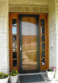 full view storm doors. Eight Foot Full Glass Storm Doors View O