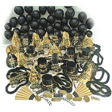 Party Kit for 100 Party Supplies Wholesale New Year's Eve Party