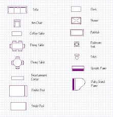 floor plan symbols bedroom. House Plans Filesfurniture Free Architectural Floor Plan Symbols Bedroom L