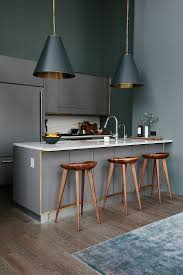 Modern Kitchen For Small Kitchens 25 Best Ideas About Small Modern Kitchens On Pinterest Cottage
