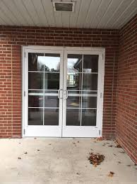 commercial glass doors rocky river