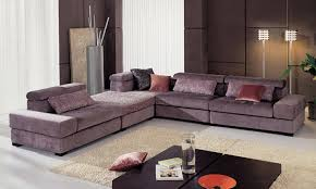 Free Shipping Fabric furniture new design Living Room L shaped with