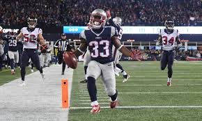 Patriots 2017 Depth Chart Dion Lewis Says Its Tough At Bottom Of Patriots Rb Depth