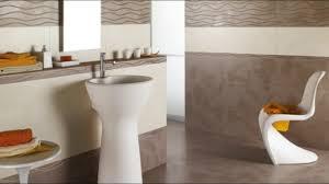 Badezimmer Design Braun Creme Mosaik Fliesen Fioranese Badezimmer