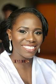 real bride african nigerian bridal hair and makeup 2016