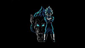 Dragon Ball Z Ozaru Vegeta Blue 4k, HD ...