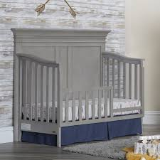 graco bedroom bassinet sienna. baby cache vienna toddler guard rail - ash gray graco bedroom bassinet sienna b