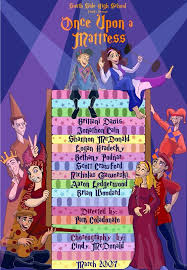 once upon a mattress poster. Once Upon A Mattress Poster By Lepitot 1