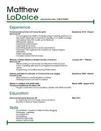 Sample Copy Of Resumes 10 Copies Of Resumes Lycee St Louis