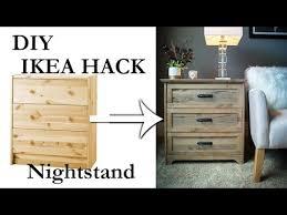 diy ikea hack dresser. DIY IKEA Rast Nightstand Hack Diy Ikea Dresser