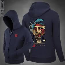 dota 2 troll warlord hooded sweatshirt zip up hoodie dota 2 store