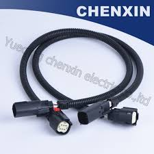 black 6pins auto connector wiring harness for o2 oxygen sensor gt v6 black 6pins auto connector wiring harness for o2 oxygen sensor gt v6 12 pack
