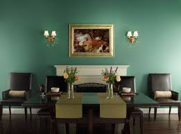 T Brushed Brass Pair Of Wall Light Fixture Between Art Canvas Portray Framed  Hang On Green Dining Room Color