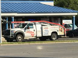 U Haul Customer Service U Haul Ford Service Ramp Truck A Ford Super Duty Truck Fi Flickr