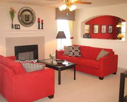 modern living room black and red. Red And Black Living Room Decorating Ideas Modern O