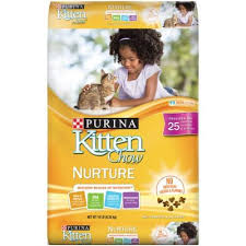 Purina Kitten Chow Nurture Dry Cat Food 14 Lb