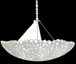 meri bowl chandelier