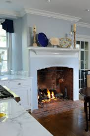 Kelly Hoppen Kitchen Designs Hot Trends Give Your Kitchen A Sizzling Makeover With A Fireplace