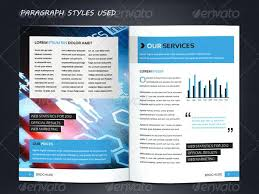 Page Brochure Template Full Free Pages Templates Mac Trejos Co
