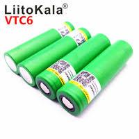 VTC6 VTC5A VTC5 - <b>liitokala</b> Official Store - AliExpress