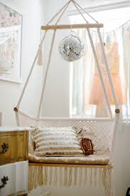 kids hanging chair for bedroom. hammock chair // minus the disco ball kids hanging for bedroom