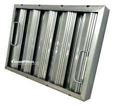 Hood Grease Filter Commercial Kitchen Hood Filters Archives Foodservice Blog