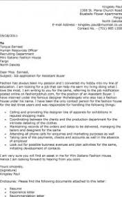 Check Out Our Assistant Buyer Cover Letter Sample - eSample-Resume.com
