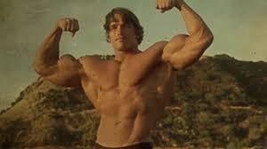 what arnold schwarzenegger s clic bodybuilding t looked like