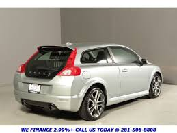 volvo c30 r design turbo. 2009 volvo c30 t5 rdesign leather 6speed sport pkg xenons spolr r design turbo