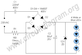 lamp circuit diagram ireleast info led night light lamp circuit diagram wiring circuit