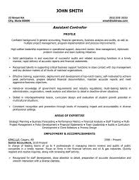 Click Here to Download this Assistant Controller Resume Template!  http://www.