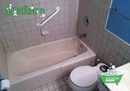 Refinish Bathroom Tile Stunning Tile And Grout Renewal Tile Refinishing Resurfacing Reglazing