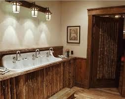 Farmhouse Bathroom Lighting Ideas Furniture Rustic Bath Brand Discount Call In