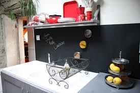 Peinture Pour Cuisine Credence Idée De Modèle De Cuisine