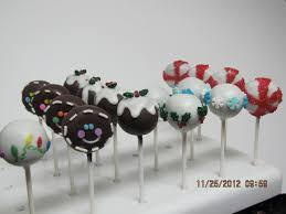 Cake Balls Decorating Ideas Inspiration CHRISTMAS CAKE POP DECORATING IDEAS
