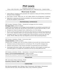 Best Loan Officer Resume Example Livecareer Mortgage Sample