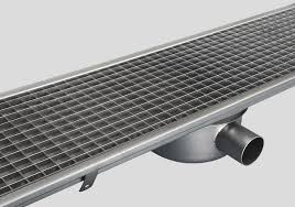Kitchen Floor Drains Floor Drainage Channel Stainless Steel With Grating