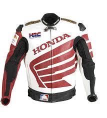 martinex honda joe rocket leather motorcycle jacket