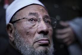 """Résultat de recherche d'images pour """"ابو يعرب والقرضاوي"""""""