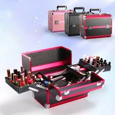 professional cosmetics bag suitcases large capacity travel makeup box manicure 1 cosmetics makeup